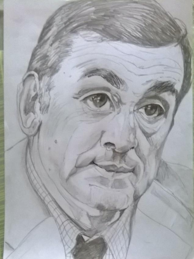 Lino Ventura by noisette